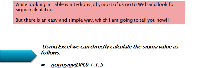 2 ways to calculate Six Sigma (for Continuous and Discrete