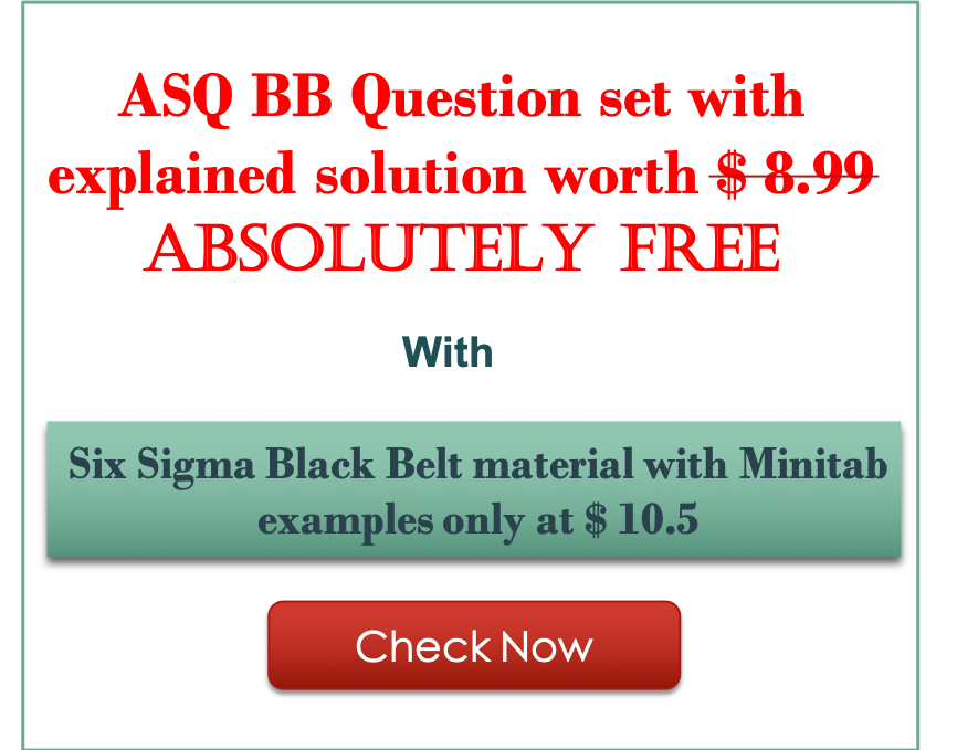 Free and Lowest Priced Six Sigma Excel and PPT Templates with